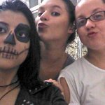 Parabéns para as minhas bruxas favoritas, tudo de bom no dia de vcs❤????❤ @marcelllima_ @Lalamamoraes http://t.co/OWPOGDnRqF