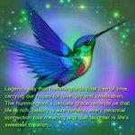 Live like a hummingbird #psychology embrace the beauty of #nature savor the simple joys and celebrate each moment http://t.co/7VK3jmRvla
