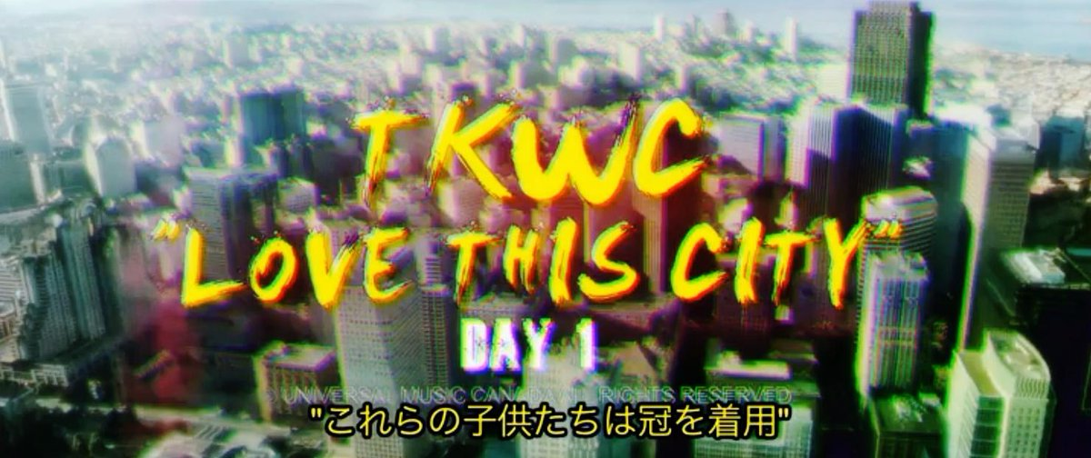Our #MusicVideo for #LoveThisCity is HERE! Explicit: http://t.co/rU7sOmFew2 Clean: http://t.co/KWQU91AUSX http://t.co/yUDf15I3nw