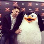 Finalmente ti ho trovato! Il mio pinguino   in missione a #XF8, appena bloccato anche da Mika! #IPinguinidiMadagascar http://t.co/ViMqwbHoE7