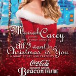 ON SALE NOW: Mariah's exclusive Christmas concerts @BeaconTheatre, NYC! 5th show just added! http://t.co/mcaRSBVsGT