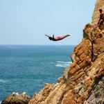 #LaQuebrada #Acapulco, el ícono turístico mundial de México. No te pierdas su 80° aniversario. http://t.co/eS6poHousN