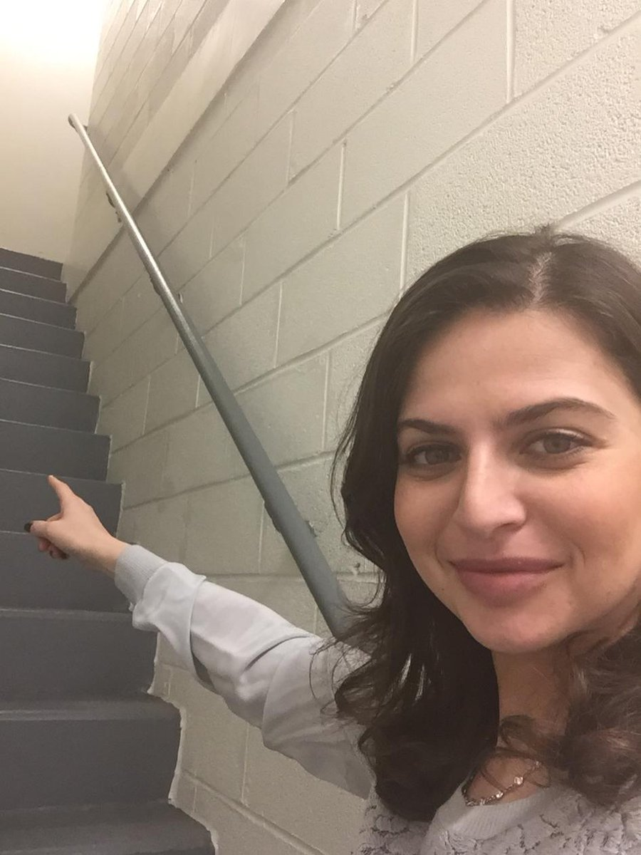 Ahead of the 1st #HeartDayHumpDay I'm being heart healthy by taking the stairs. How abt u?@GoRedForWomen, @YahooNews http://t.co/zK8GxKykJk