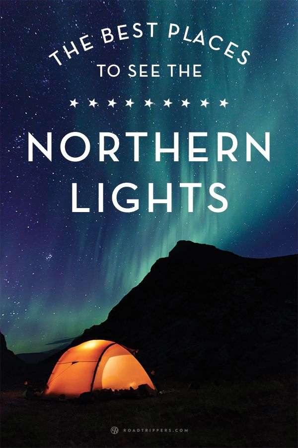 The best places to see the Northern Lights #travel http://t.co/oN9mtnckWT http://t.co/HNelsDRVmt