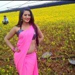 Kannada actor @actressharshika set up wrap up shooting for her Telugu movie #Panipuri http://t.co/JWi5yFaCPp