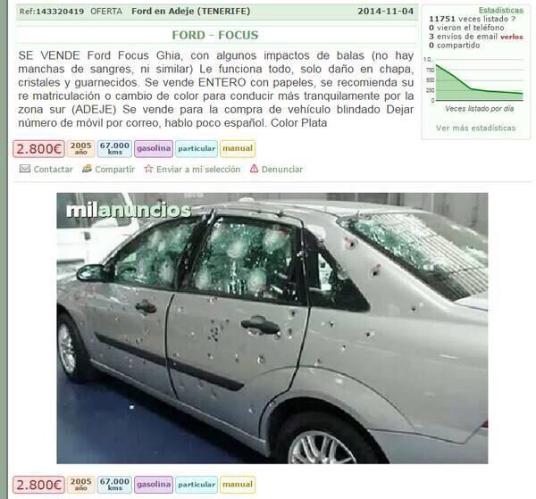 Noviembre debe ser el mes de los anuncios inquietantes de coche. http://t.co/Bafhyf7Vug