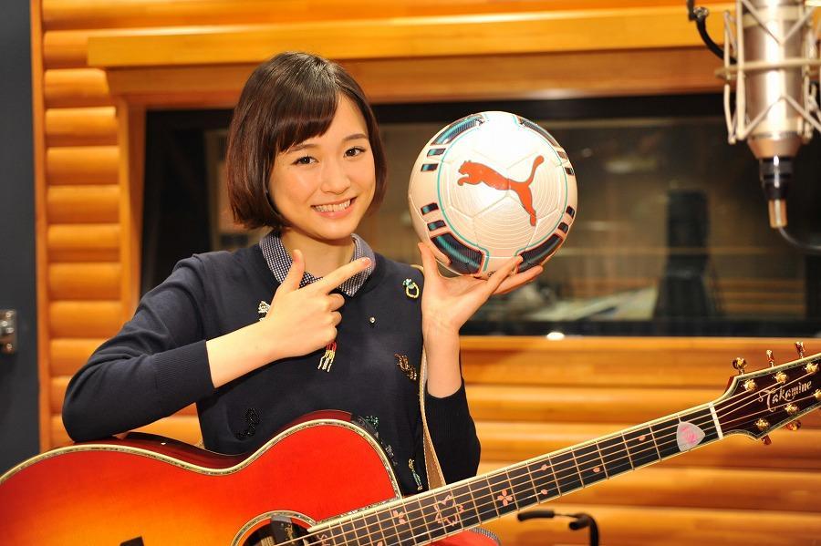 【応援歌】高校サッカー選手権応援歌は18歳の大原櫻子さんが担当「すごくうれしい」  歴代の応援歌はコブクロやいきものがが