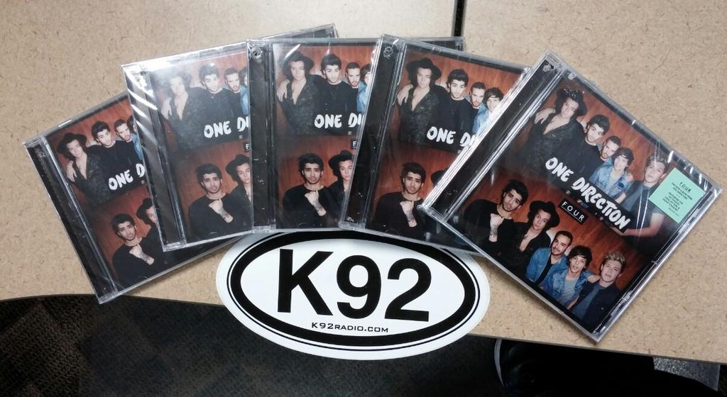 Wanna win One Direction's new album before it goes on sale? RT this for your chance to win. Winners announced Monday. http://t.co/Hs7svfJItA