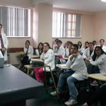 El inicio de las actividades académicas Escuela Razetti.  Somos UCV... http://t.co/yqp7xwGah8
