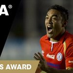 VIDEO: We look closer at the @MarcoFabian_10 chip in the running for the #Puskas Award - http://t.co/ojL5GggwQs