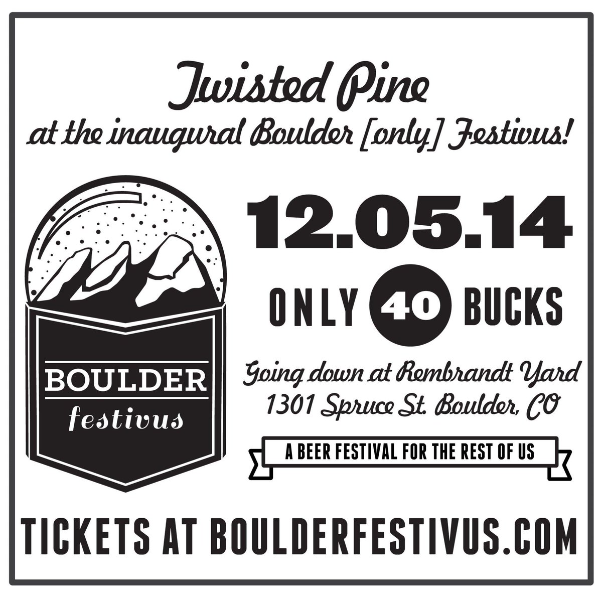 So stoked for our first Festivus this Friday! #Boulder breweries only! #craftbeer #festivus http://t.co/UOm9eLVyDH http://t.co/58JTn4x2Pd