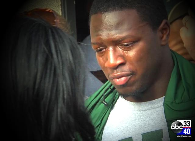 WATCH | #UAB football players react to program being shut down http://t.co/et4I6ksHas http://t.co/Ht1LRKEzTf