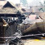 RT @MadamSoniaMata: Mysterious fire in Kerala ancient temple.  http://t.co/WS7nb6lRMf