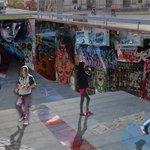 Soll der Neustädter Tunnel in #Dresden so aussehen? Hier gibts ein SZ-Voting dazu: http://t.co/rEl06PTXwc #streetart http://t.co/5XH771iZ1r