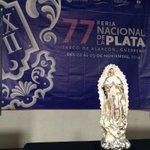 Ya comienza la presentación del proyecto La virgen de plata más grande del mundo @VictorVhslfica @GobOrtega @Secugro http://t.co/eNlCDwOSBJ