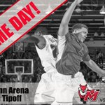 The day is finally here! Its GAMEDAY Red Fox Nation! Arrive early @ McCann, be loud, & help @Marist MBB #BeatArmy! http://t.co/JaMi0Fkn3x