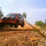 RT @MahindraAdvntr: Team @MahindraAdvntr dominates day 1 of of the K-1000 Rally in #Bangalore. http://t.co/ez8Bz0BF4z