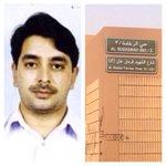 """#صورة 🔴  في كل أمطار تهطل على #جدة يتذكر الناس الشهيد""""فرمان خان""""الذي أنقذ عام2009م (14شخصا)من الغرق قبل غرقه ووفاته - http://t.co/qVp7lEJNtA"""