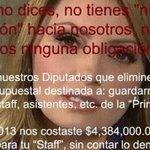 "!! Si , como dices, Tampoco nosotros tenemos ninguna obligación hacia ti !! #YaMeCansé ""@maren1961 @epigmenioibarra http://t.co/5zFw8SRka8"