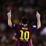 Avec un doublé face à Séville, Messi est désormais seul meilleur buteur de lhistoire de la Liga ! #légende #Messi252 http://t.co/IwjF3G5O4M