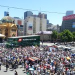 """Wish I could be there today... """"@robulouski: Big crowd for the #SaveOurABC rally at Fed Square #Melbourne #OurABC http://t.co/ZTtNlRjHTi"""""""