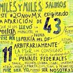 Mañana, 10 hrs, en @cencos: organizaciones darán conferencia de prensa sobre el caso de detenidxs el #20NovMx. http://t.co/xolUGO0JaC