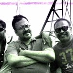 At the location!! Working Sunday!! With @rdrajasekar and #rajeevan #masss http://t.co/Fk8vBCb50s