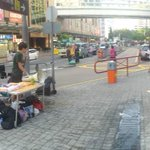Or worse. Water bags thrown at Scholarism roadshow in Po Lam #OccupyHK http://t.co/FsuMputBw4 http://t.co/cuJ3ebKGiE
