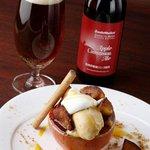 アップルパイ風味のクラフトビール「アップルシナモンエール」限定発売 - http://t.co/Ea9Vq2Bc3F http://t.co/6sXNgcbGlE