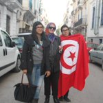 Two sisters& their mother prepare to vote in the first democratic presidential election in #Tunisias history #TnElec http://t.co/9PjjeLUSqu