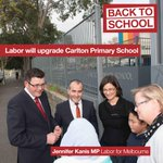 Only @VictorianLabor will build new classrooms and upgrade facilities at @CarltonPrimary #VicVotes #Melbourne http://t.co/6UMEa5q6Xf