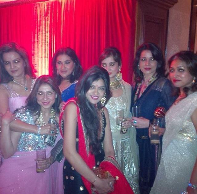 The beauties !!! #arpitaayushwedding http://t.co/Z0DaqHxvND