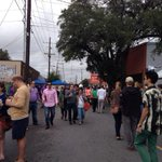 People coming out for #poboyfest. They #comedressed http://t.co/GXfdxHlKn3