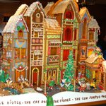 The Gingerbread Village opens tomorrow downtown at @SheratonSeattle! #holidays #seattle #familyfun http://t.co/34StoVCgED