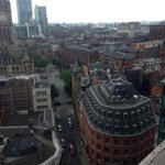 Which building is this taken from? #Manchester http://t.co/ZufXZZczB7