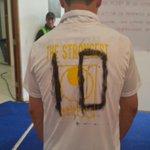 No es el número.. es el escudo, la historia y los jugadores  q defienden eso. Vamos tigre!! @ClubStrongest http://t.co/CwayMl4BcR