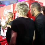 OMG! We were so stoked when the boys of 1D stopped by the #CokeAHHcade!! @onedirection @TheAMAs #AMAs http://t.co/5VJsGfPadf