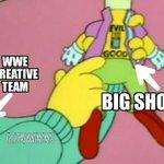 @WWETheBigShow @WWE @WWEUniverse I figured it out. #SurvivorSeries http://t.co/AuS69N0u4c