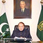Prime Minister Nawaz Sharif to address nation today http://t.co/eDgJ5IiabE http://t.co/7RdnbQJQPR