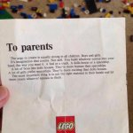 That powerful Lego letter to parents about gender and creativity? Its real. http://t.co/gGJ9WoHvKq http://t.co/u4wxynrr6S