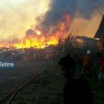 Tiada kecederaan atau kemalangan jiwa dilaporkan dlm kebakaran di Batu 2,Tawau http://t.co/9BADd5njOe Pix ihsan bomba http://t.co/k9xNAGww3K