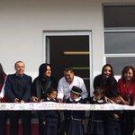 @levileines acompaña al alcalde a la inauguración del desayunador del CAIC de Camelia @Pachuca_ http://t.co/NVrU63leRn
