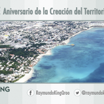 Hoy conmemoramos el 102° Aniversario de la Creación de nuestro territorio de Quintana Roo. @raymundoking http://t.co/OT5Nw5YdMB