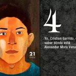 Para que no se olviden, ahora 43 + 11 Alexander #PresxsDelEstado #YaMeCanse #20NovMx @epigmenioibarra http://t.co/emYJZkUjOH