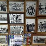 """В музее много фотографий из разных эпох """"Крыльев"""". http://t.co/cxxJmkFrLg"""