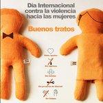 Dia Internacional contra la violencia de la Mujer! http://t.co/X02iqxrCne