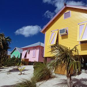 Skip the hotel. Here are the best places to rent vacation homes in the Bahamas: