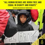 RT @amnesty: Peaceful protest is a #HumanRight. Stand w/ #Ferguson, #Ayotzinapa, #HongKong & peaceful protesters worldwide