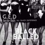 Thanksgiving Night after Dinner... #BlackBalled ...Invite Only All Black Experience...Dm for invite and location http://t.co/W28BzTvWh4