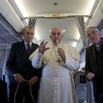 Papst #Franziskus schließt Dialog mit #IS nicht aus #isis #islamischerstaat http://t.co/Xf3JrCtn17 http://t.co/AumlXD9hbL